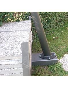 Easy Ballast - base de lastre para postes